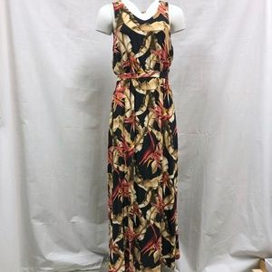 NWT Tommy Bahama Sleeveless Maxi Dress